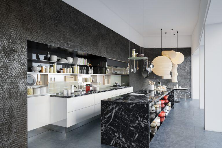 Kitchen Rendering Tutorial