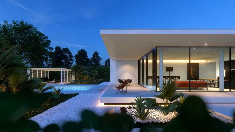 The Villa Animation